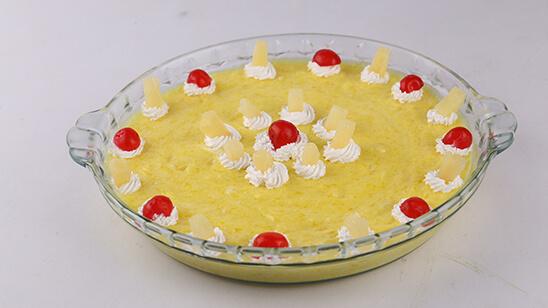 Pineapple Soufflé Recipe   Lazzat