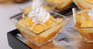 Apricot Dessert Recipe   Lazzat