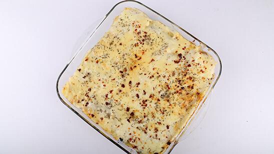 Chicken And Spinach Lasagna Recipe | Lazzat