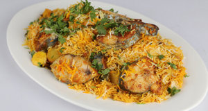 Fish Biryani Recipe | Tarka