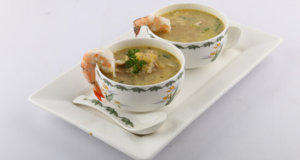 Fish Soup Recipe | Food Diaries