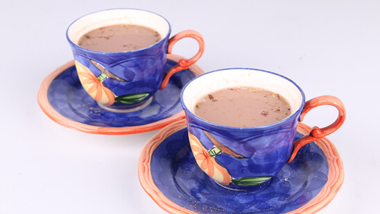 Kashmiri Chai Recipe   Dawat