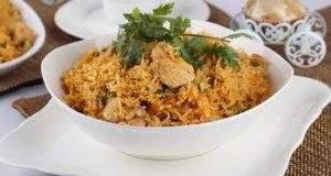 Aalu Mater Chicken ki Tahiri Recipe | Lazzat