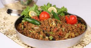 Bhuna Qeema Recipe | Tarka