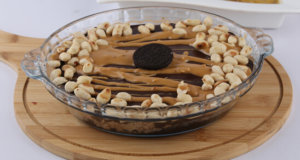 Chocolate Peanut Butter Pie Recipe | Food Diaries