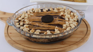 Chocolate Peanut Butter Pie Recipe | Food Diaries