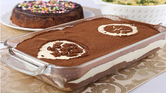 Chocolate Tiramisu Recipe | Food Diaries