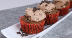 Double Chocolate Fudge Cupcakes And Methi Machli