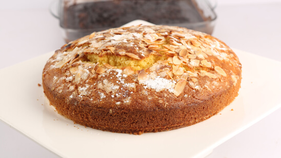 Greek New Year's Cake Recipe | Food Diaries