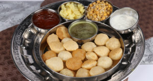 Gol Gappa Platter Recipe | Flame On Hai