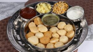 Gol Gappa Platter Recipe | Flame On Hai
