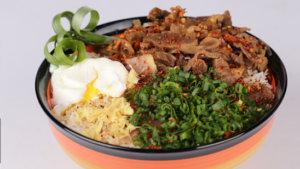 Japanese Beef And Rice Bowl Roast Recipe | Dawat