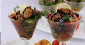 Kalonji Baingan Recipe | Tarka
