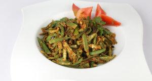 Kurkuri Bhindi Recipe | Tarka