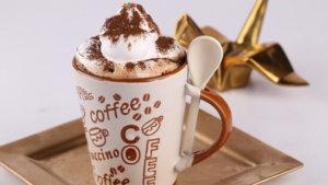 Milanese Hot Chocolate Recipe | Food Diaries