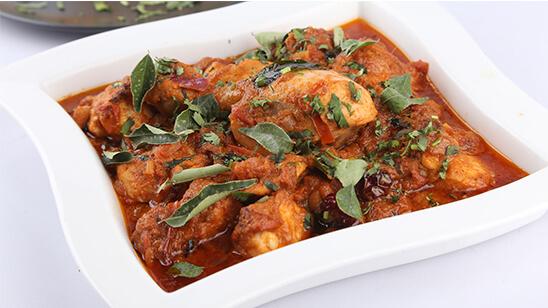 Madrasi Chicken Curry Recipe | Lazzat