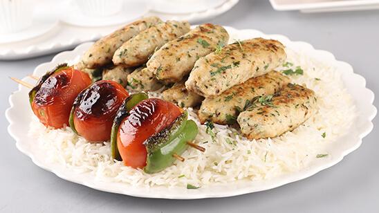 Malai Chullo Kabab Recipe  Lazzat