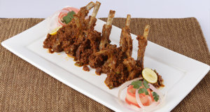 Mutton Chops Masala Recipe | Dawat