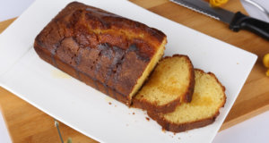 Orange Pound Cake Recipe | Dawat