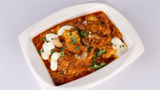 Paneer Darbari Recipe | Tarka