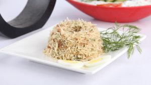 Qeema Soya Pulao Recipe | Lazzat