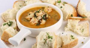 Shrimp Scampi Recipe | Food Diaries