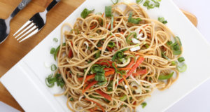 Stir Fried Noodles Recipe | Food Diaries