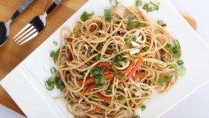 Stir Fried Noodles Recipe | Food Diaries