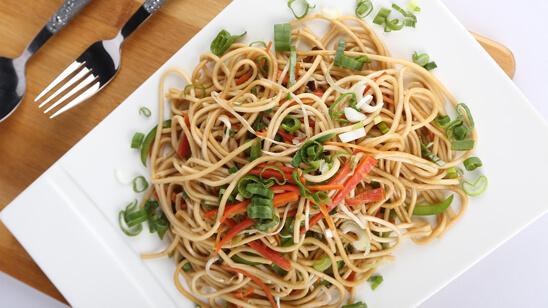 Stir Fried Noodles Recipe   Food Diaries