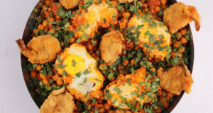 Spicy Chickpea Shakshuka Recipe | Lazzat