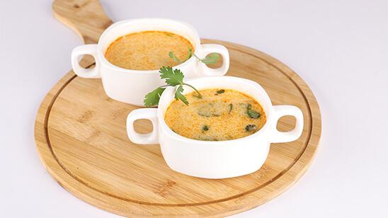 Tom Kha Kai Soup Recipe   Masala Mornings
