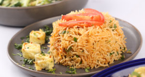 Thai Pineapple Fried Rice Recipe | Lazzat
