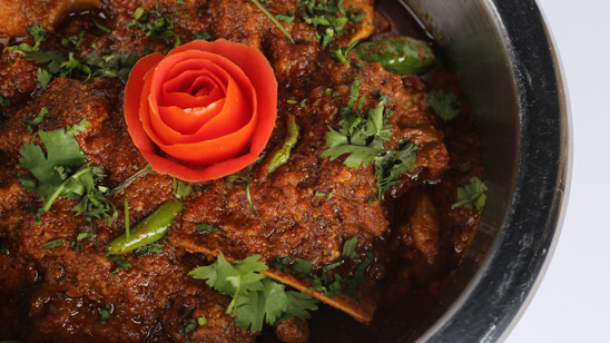 Darbari Karahi Recipe   Dawat