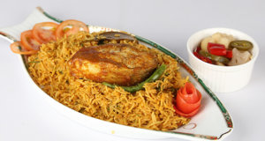 Fish Pulao Recipe | Dawat
