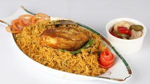 Fish Pulao Recipe | Dawat