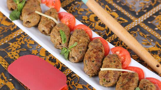 Gola Kababs Recipe | Dawat