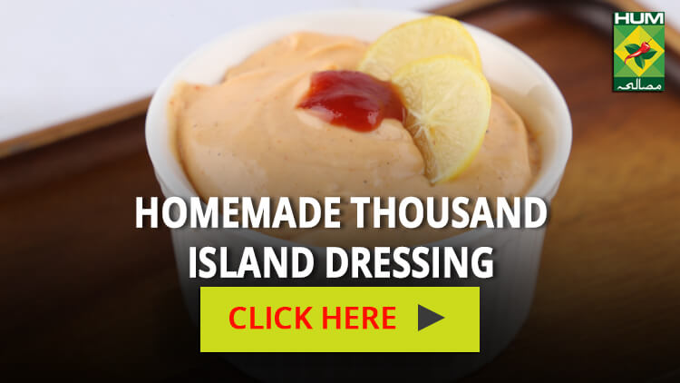 Homemade Thousand Island Dressing | Totkay