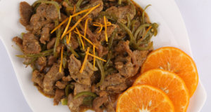 Spicy Orange Beef Recipe | Lazzat