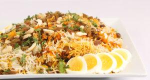 Spicy Tikka Biryani Recipe | Lazzat