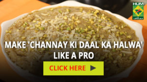 Make Channay ki Daal ka Halwa like a Pro | Totkay