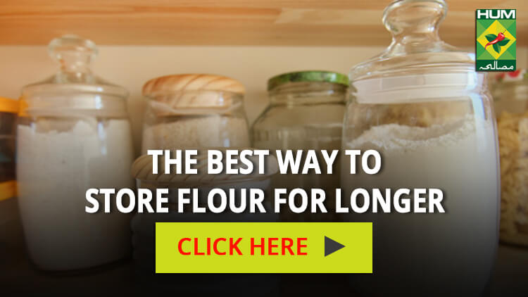 The Best Way to Store Flour for longer | Totkay