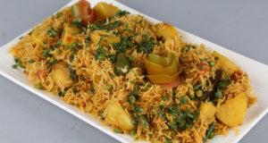 Aalu Matar Ki Tahiri Recipe | Dawat