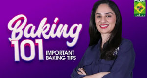Baking 101 – Important Baking Tips | Totkay