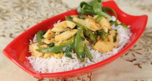 Bamboo Shoot Stir Fry Recipe | Dawat