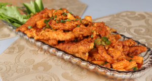 Crispy Chicken and Sweet Chili Sauce Recipe | Masala Mornings