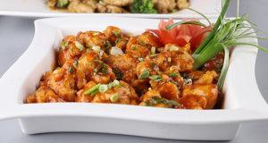 Cauliflower Manchurian Recipe | Lazzat