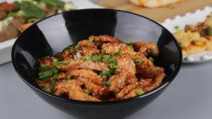 Chicken Mongolian Recipe | Tarka