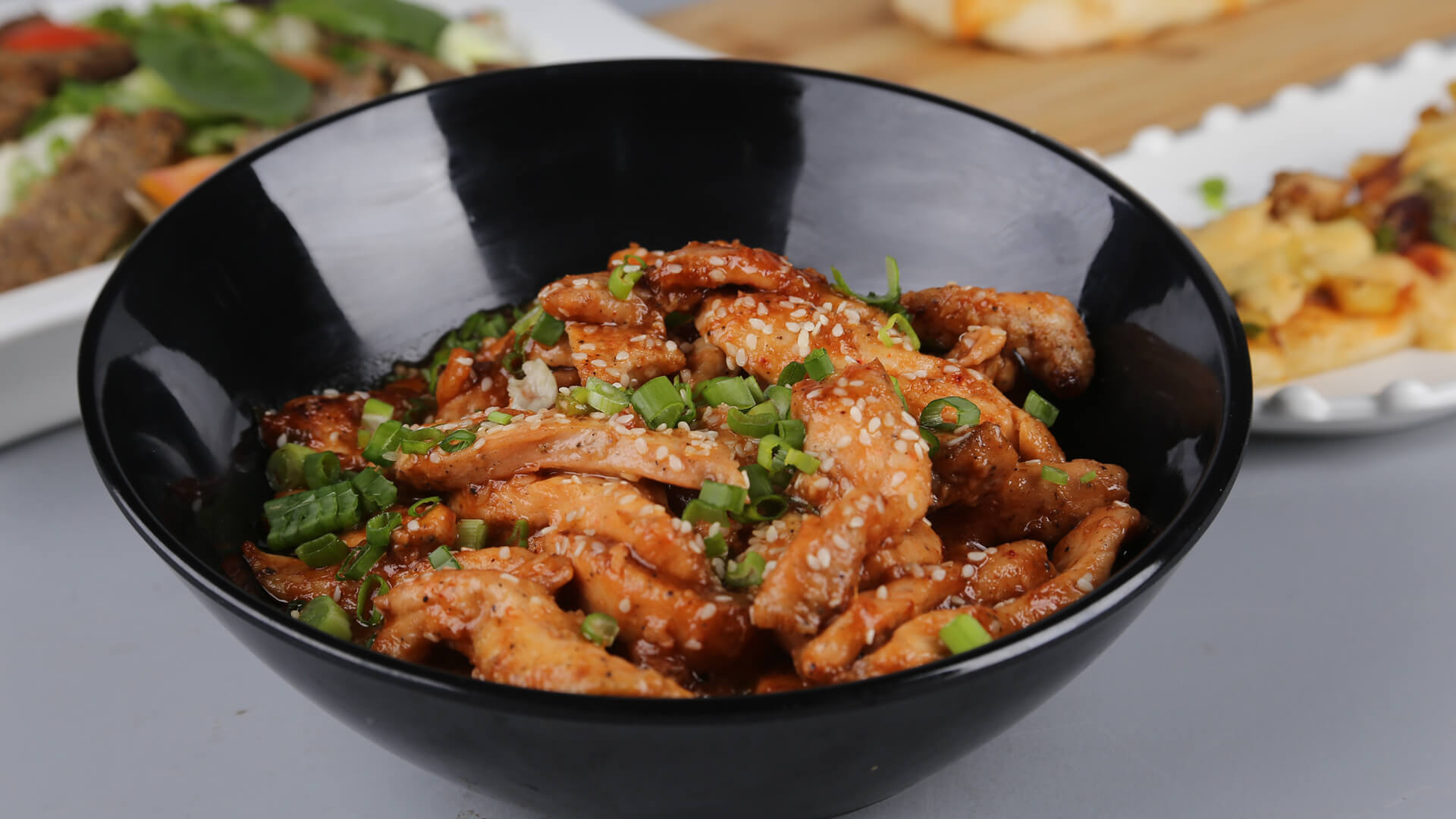 Chicken Mongolian Recipe | Tarka