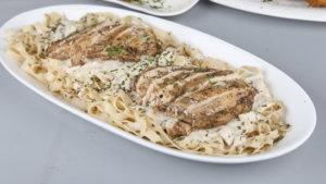 Chicken with Garlic Mushroom Recipe | Lazzat