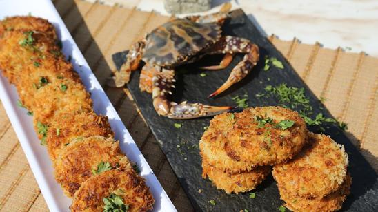 Crab Cake Recipe | Lazzat